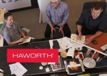 Bureaux haworth for Meuble bureau jec