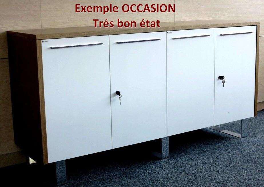 meuble de bureau d occasion latest a vendre meuble de bureau et vitrines with meuble de bureau. Black Bedroom Furniture Sets. Home Design Ideas
