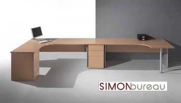 les grandes marques de mobilier de bureau simon bureau. Black Bedroom Furniture Sets. Home Design Ideas