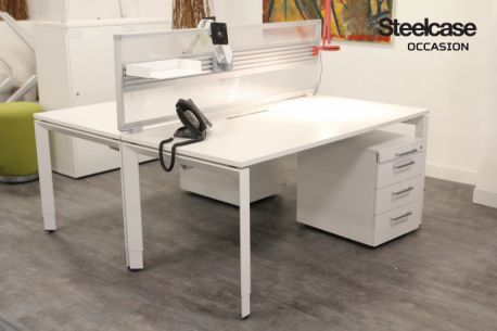 Bureau occasion open space steelcase