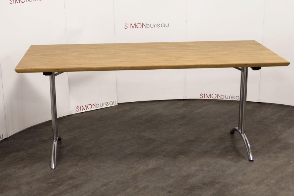 table reception pliante occasion