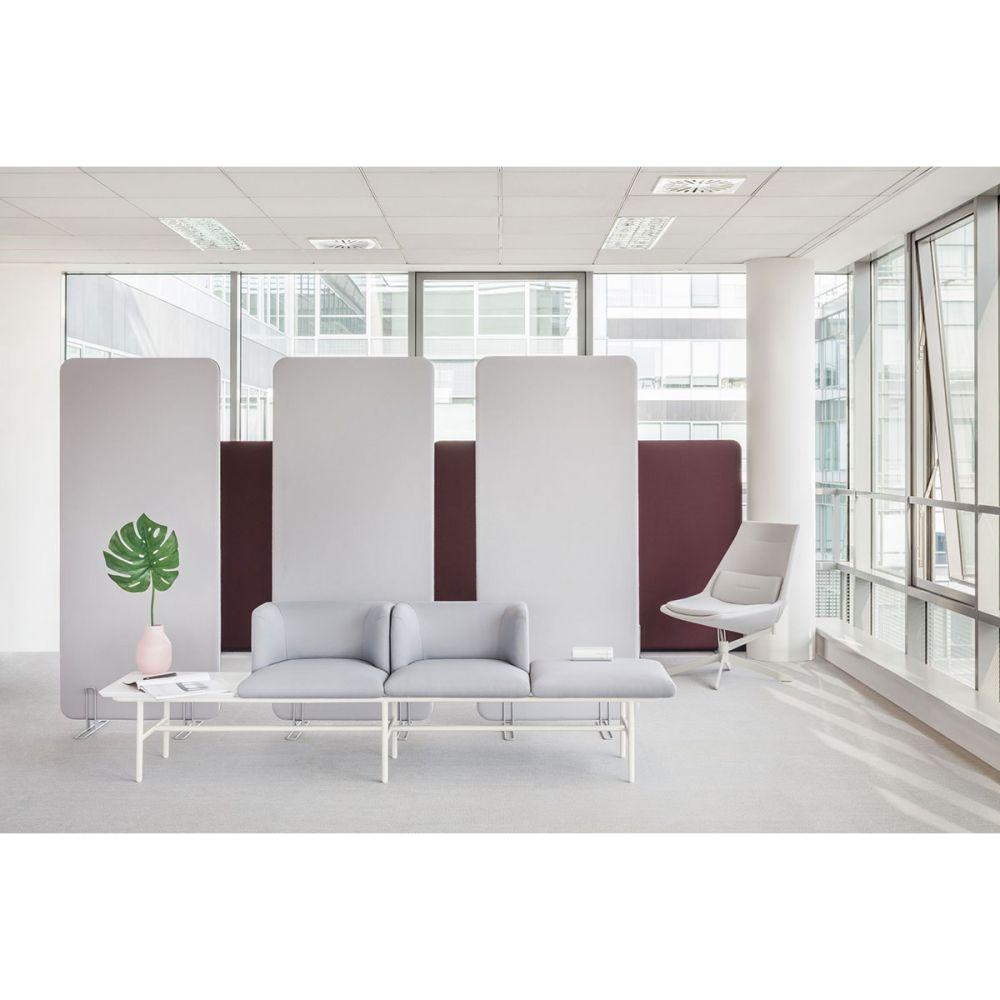 Cloison bureau open space