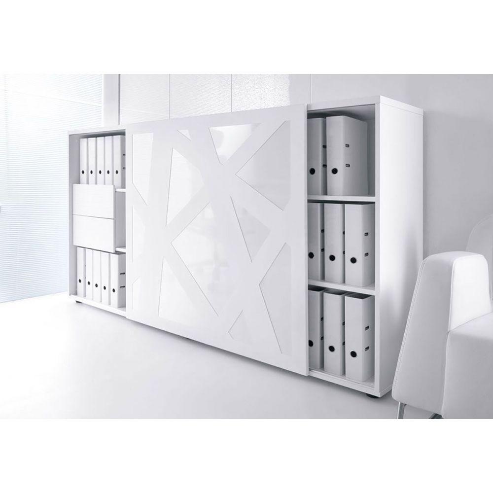 armoire de bureau design. Black Bedroom Furniture Sets. Home Design Ideas