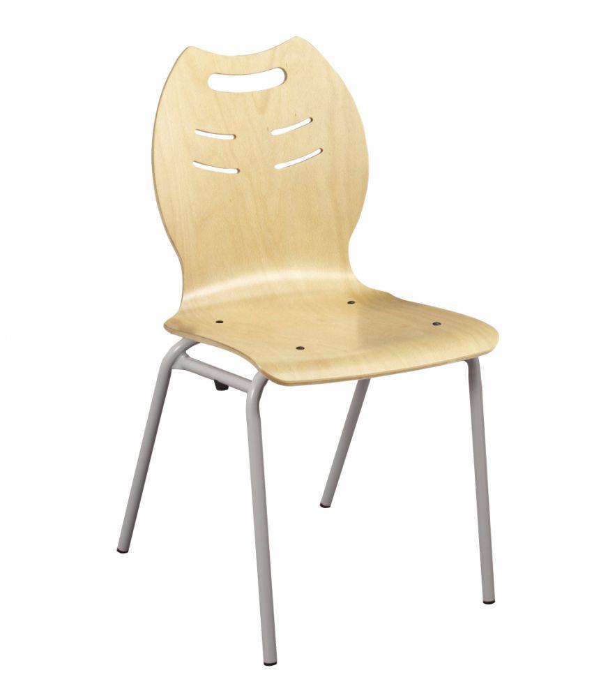 chaise bois critoire. Black Bedroom Furniture Sets. Home Design Ideas