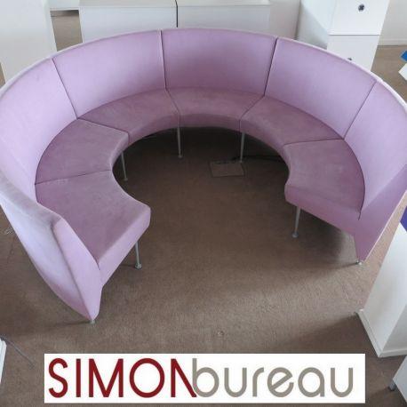 salon rond coworking. Black Bedroom Furniture Sets. Home Design Ideas