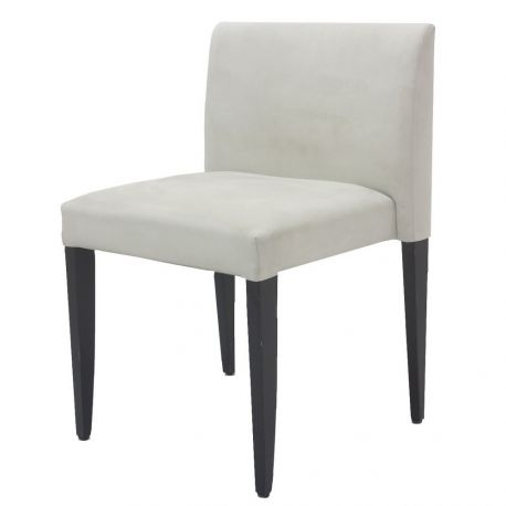 chaise d 39 occasion en alcantara. Black Bedroom Furniture Sets. Home Design Ideas
