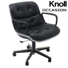 knoll pollock fauteuil occasion