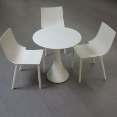 Table et chaises Driade