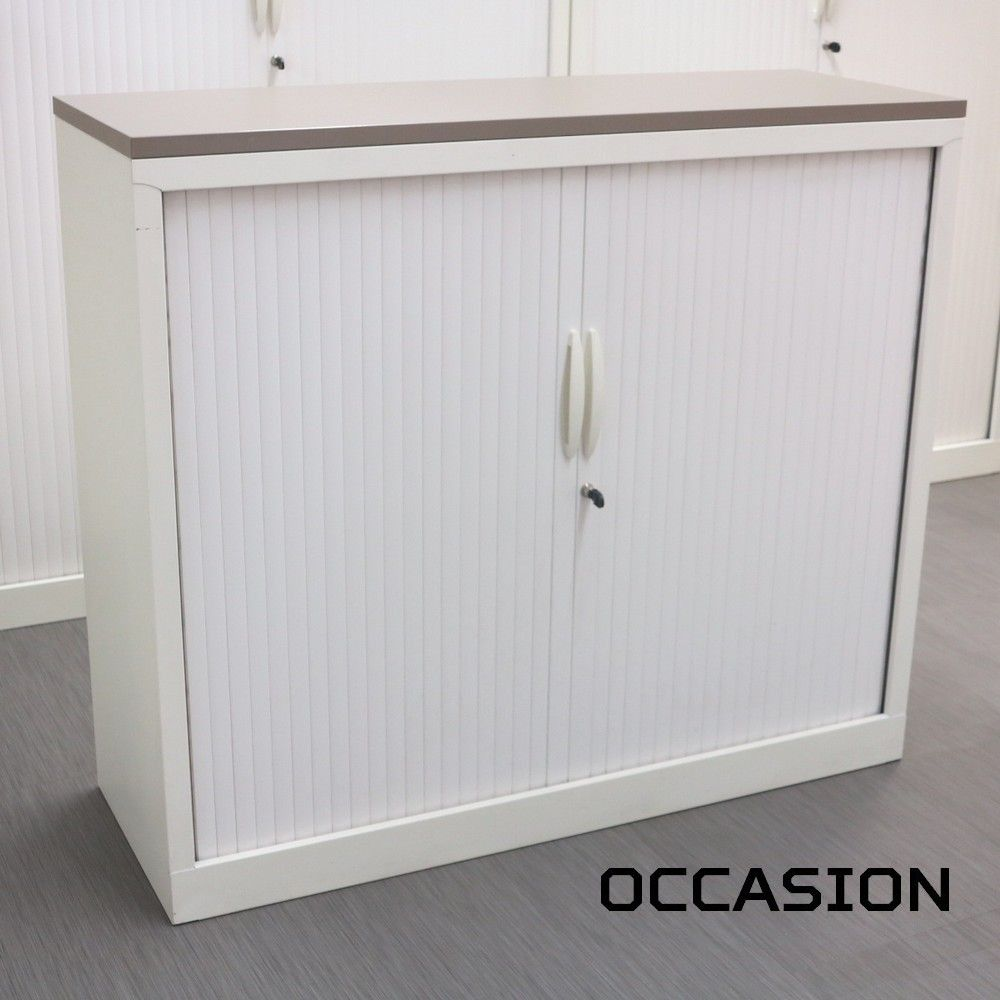 Armoire mi haute d 39 occasion for Meuble bureau occasion yverdon