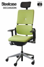 please steelcase fauteuil occasion