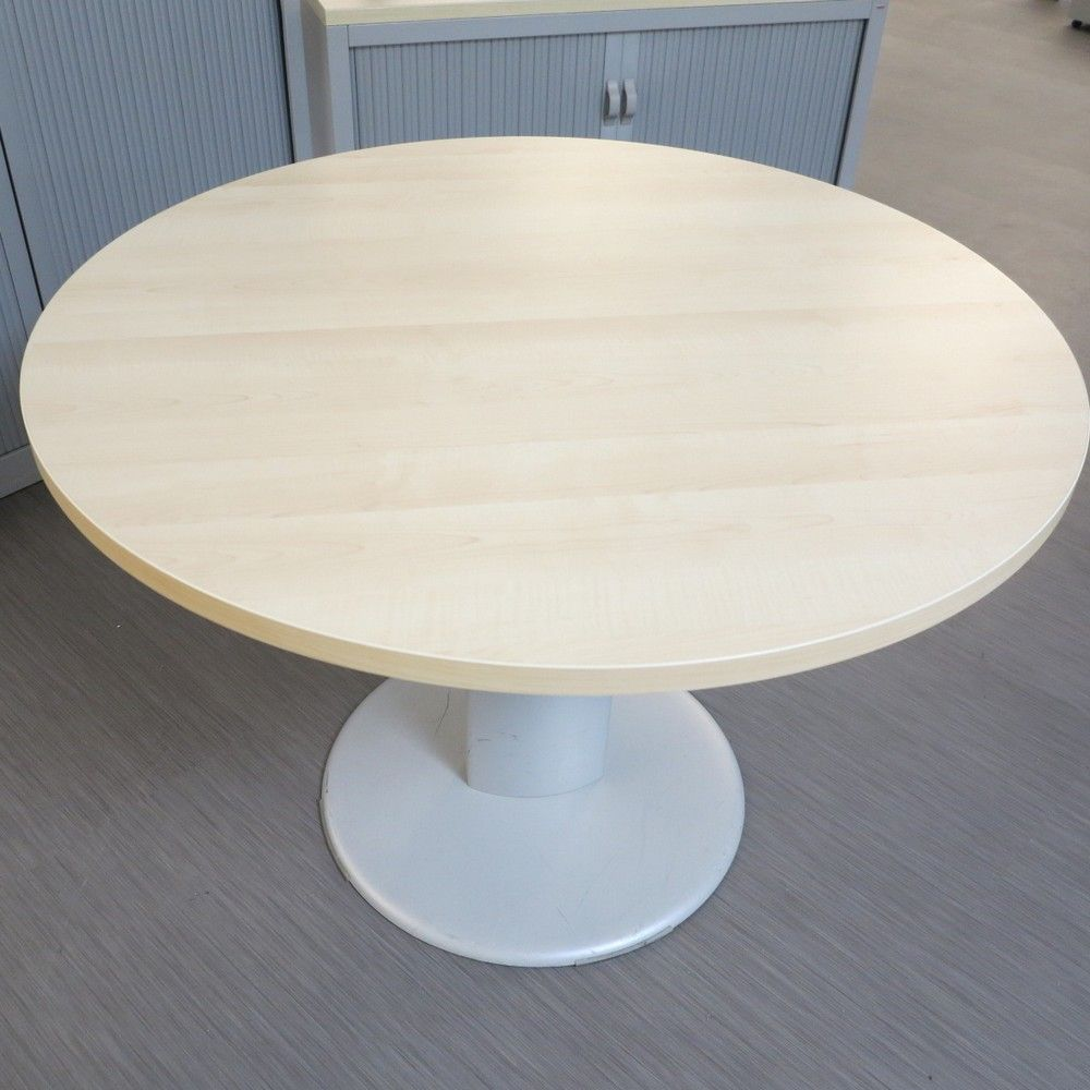 Table ronde d 39 occasion knoll - Table ronde pas cher occasion ...