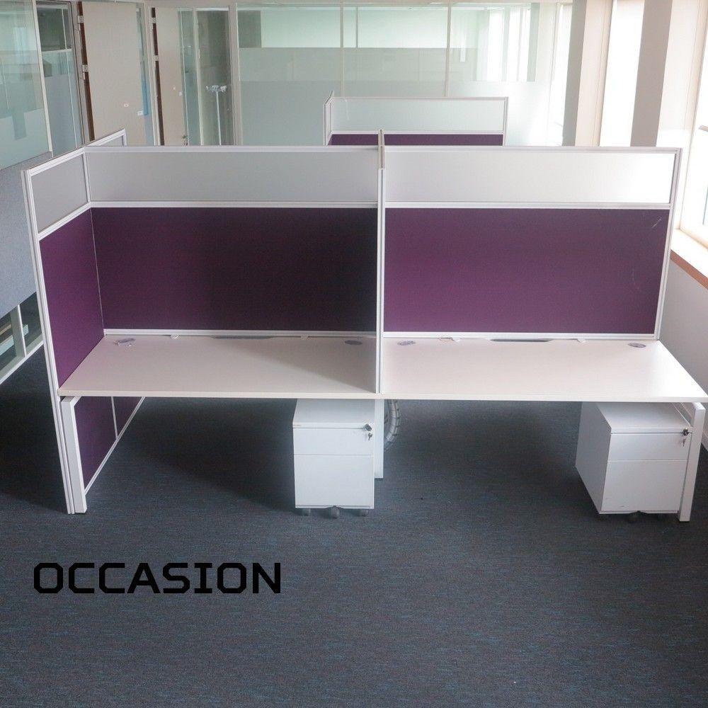 Bureaux open space phoniques for Meuble bureau professionnel
