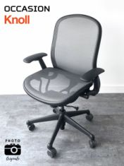 knoll chadwick occasion fauteuil
