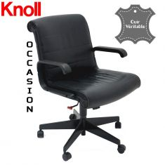 richard sapper knoll fauteuil occasion