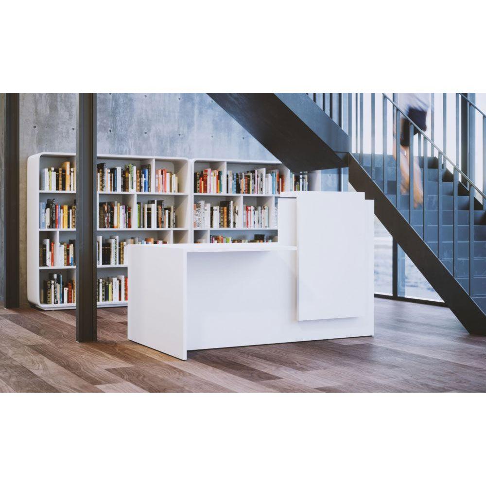 comptoir d 39 accueil pmr accessible. Black Bedroom Furniture Sets. Home Design Ideas