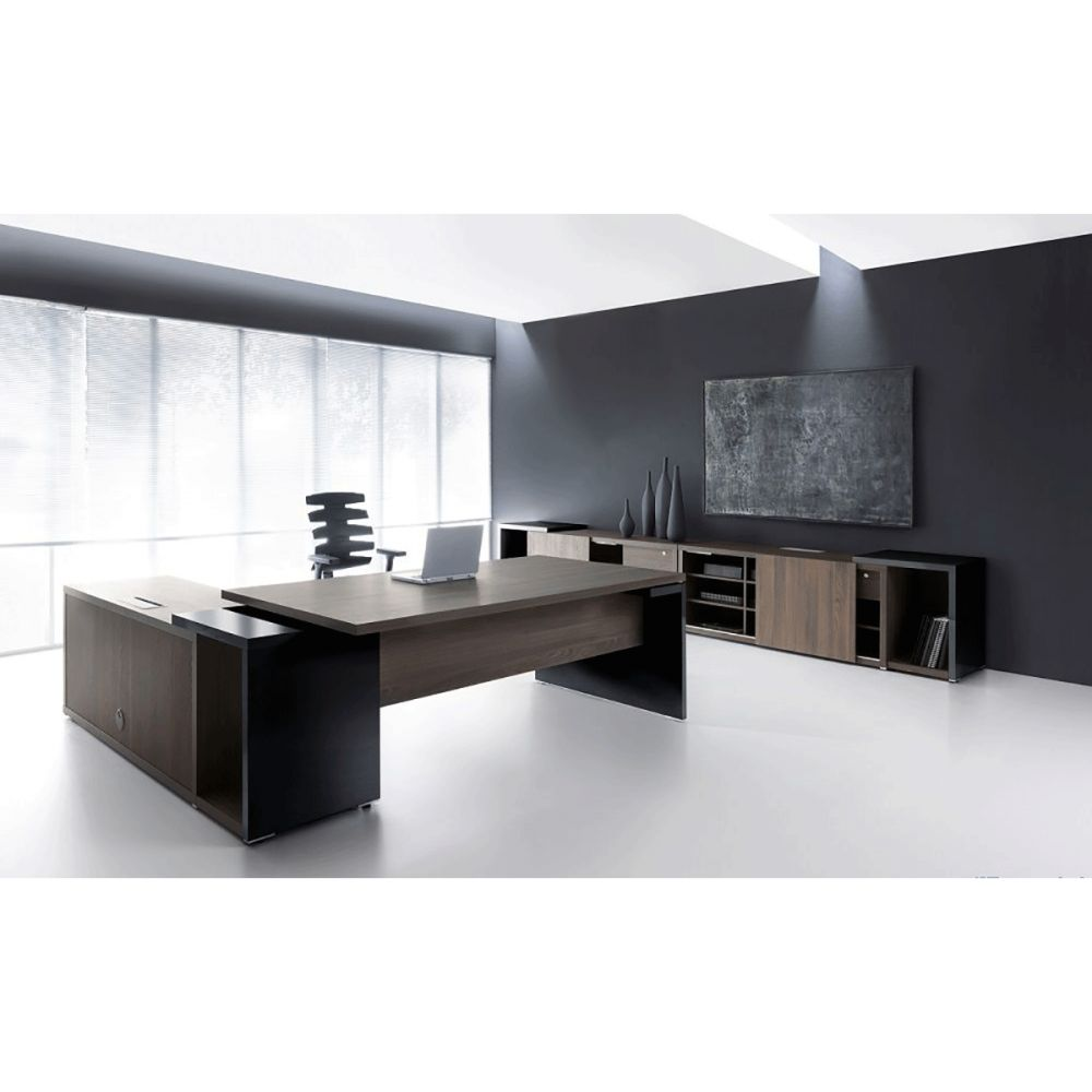 bureau direction laque simon bureau. Black Bedroom Furniture Sets. Home Design Ideas