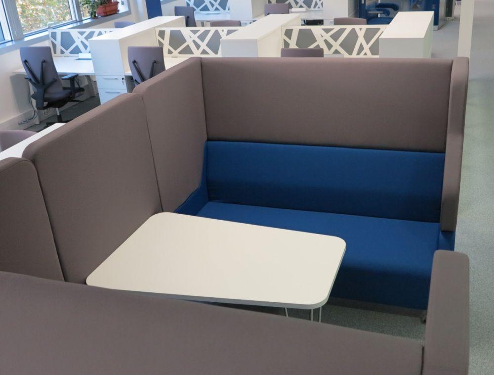 canap acoustique simon bureau. Black Bedroom Furniture Sets. Home Design Ideas