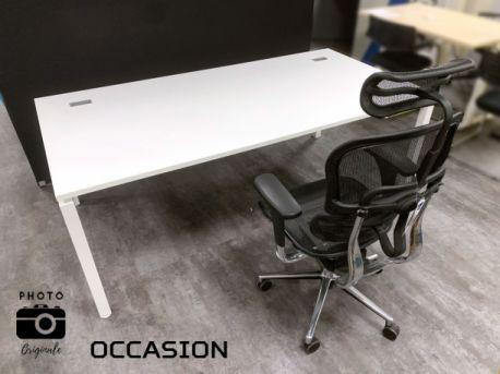 bureau professionnel blanc samas. Black Bedroom Furniture Sets. Home Design Ideas