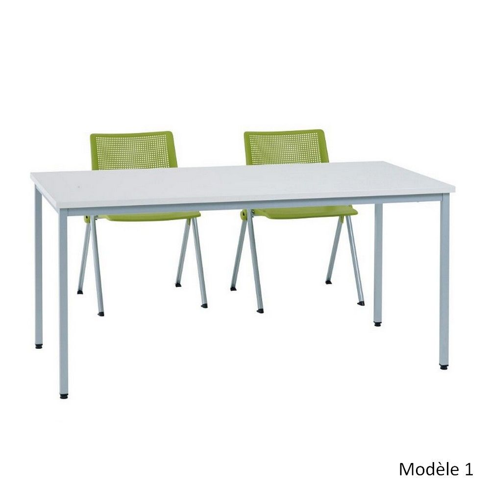 Table multifonction pro for Meuble bureau usage laval