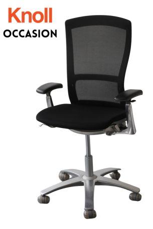 fauteuil bureau knoll life. Black Bedroom Furniture Sets. Home Design Ideas