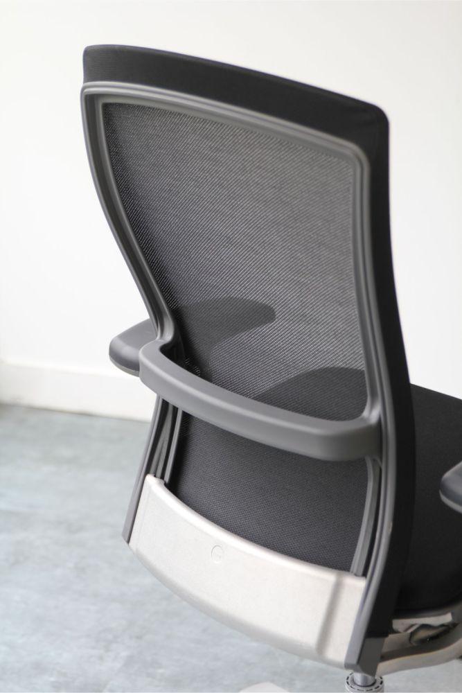 Fauteuil bureau knoll life - Chaise de bureau knoll ...