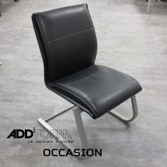 chaise collectivit steelcase. Black Bedroom Furniture Sets. Home Design Ideas