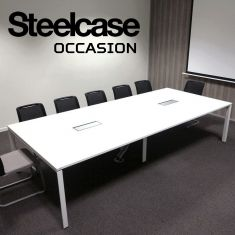 table frameone bench steelcase