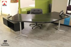 bureau direction verre occasion