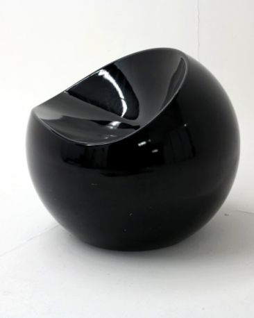 Pouf ball chair xl boom moderne