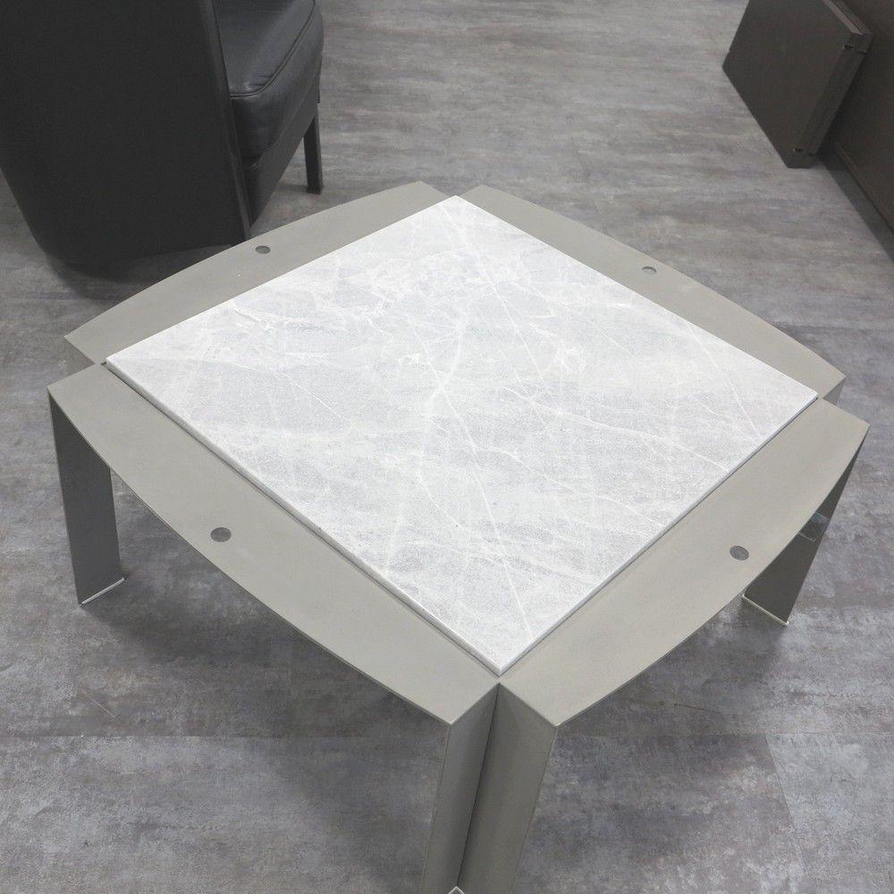 table basse en marbre. Black Bedroom Furniture Sets. Home Design Ideas