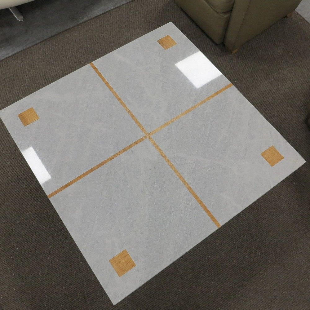Table basse marbre imitation bois for Meuble d accueil bureau