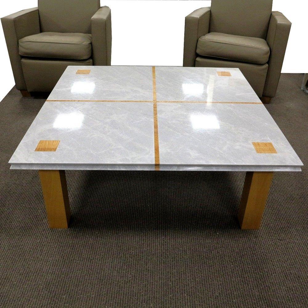 table basse marbre imitation bois. Black Bedroom Furniture Sets. Home Design Ideas
