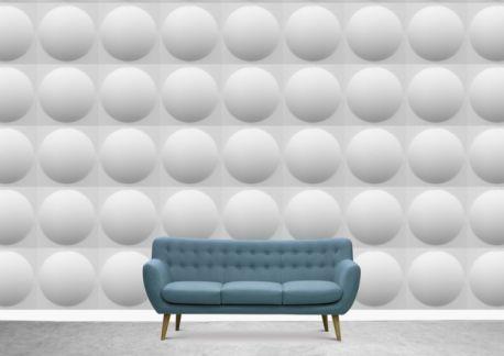 panneau acoustique mural rond simon bureau. Black Bedroom Furniture Sets. Home Design Ideas