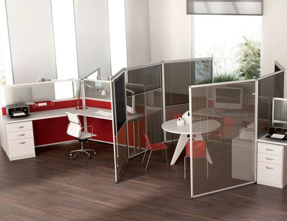 cloison de bureau. Black Bedroom Furniture Sets. Home Design Ideas