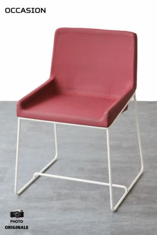 chaise fauteuil siège empilable accoudoirs