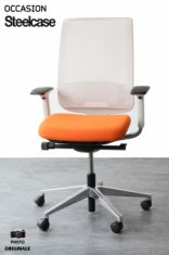 Reply air steelcase fauteuil occasion