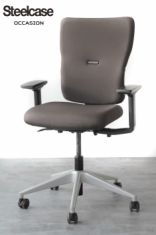 steelcase le'ts be fauteuil occasion