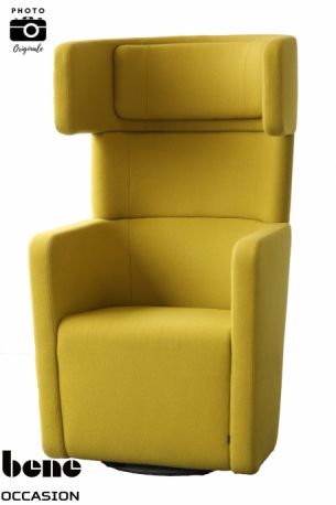 parc wing sofa chair bene