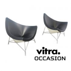 chaise coconut chair vitra georges nelson
