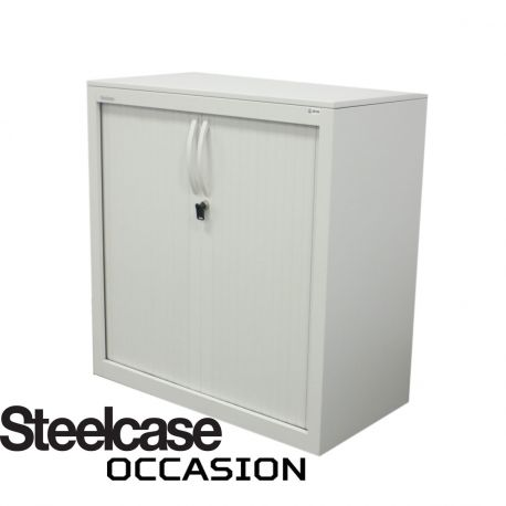armoire steelcase rideau occasion