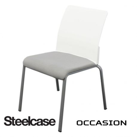 chaise réception accueil steelcase eatside