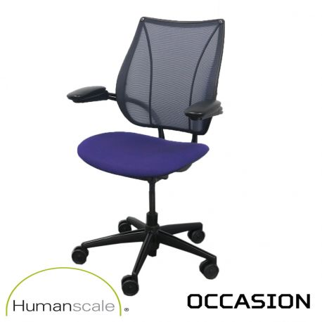 Fauteuil humanscale liberty occasion