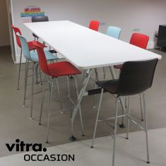 table vitra chaise hal stool high