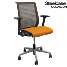 steelcase think fauteuil occasion