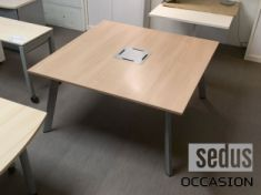 table réunion 160cm sedus occasion