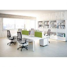 Bureau administratif ergonomique