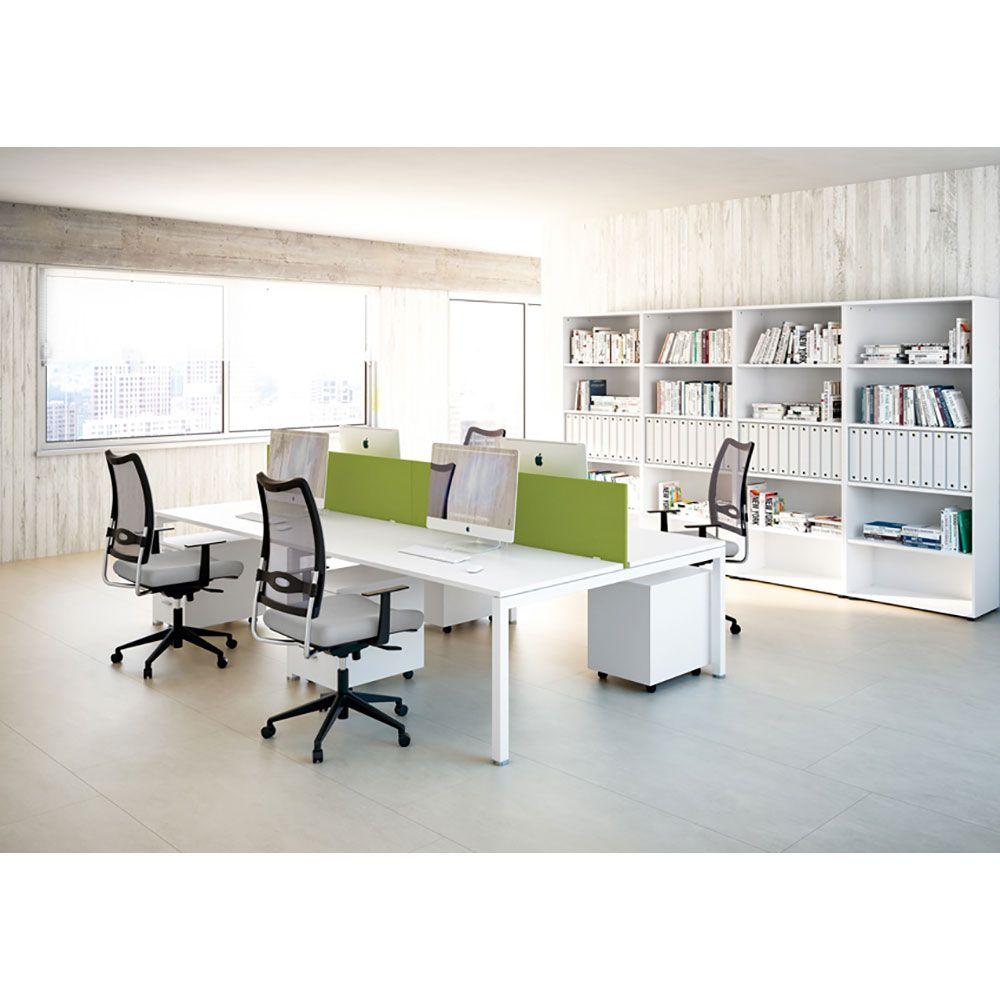 Bureau modulaire bench for Type de bureau de travail