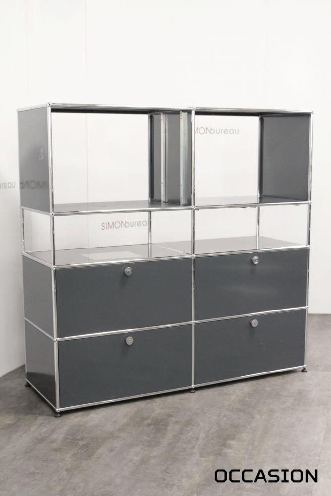 meuble usm haller occasion. Black Bedroom Furniture Sets. Home Design Ideas