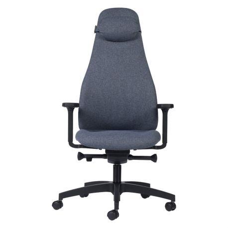fauteuil ergonomique grande taille. Black Bedroom Furniture Sets. Home Design Ideas