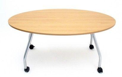 Table ovale werndl for Bureau ovale